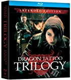 Dragon Tattoo Trilogy (Extended Edition) [Blu-ray]