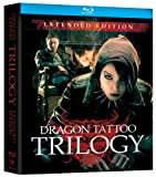 Image of Dragon Tattoo Trilogy (Extended Edition) [Blu-ray]