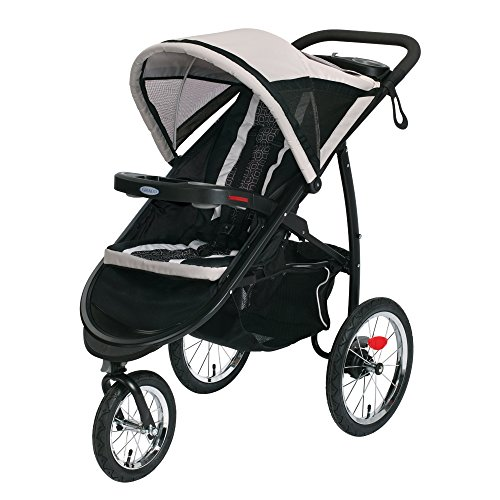 3 Wheel Baby Stroller With Car Seat - 9