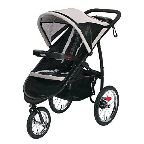 3 Wheel Jogging Stroller - 2