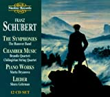 Schubert: The Symphonies; Chamber Music; Piano Works; Lieder