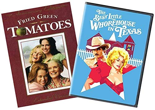 Fried Green Tomatoes / The Best Little Whorehouse in Texas 2-Pack DVD Collection [Double Feature]