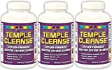 Temple Cleanse Colon Cleanse Detox 180's (3-Pack Special) Review