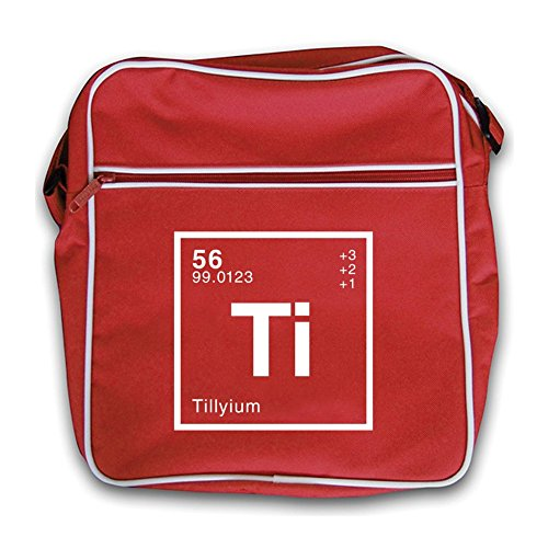 Dressdown Periodic Element Bag Red Retro Flight Tilly qOwqvS
