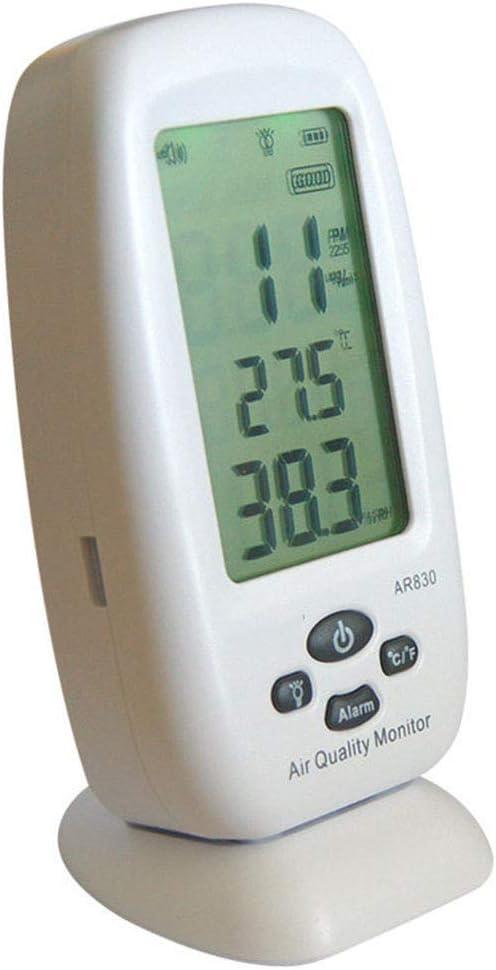 XFHLL Detector De Aire Exterior, La Respiración Portátil ...