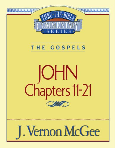 John II, Vol. 2 - Book #39 of the Thru the Bible