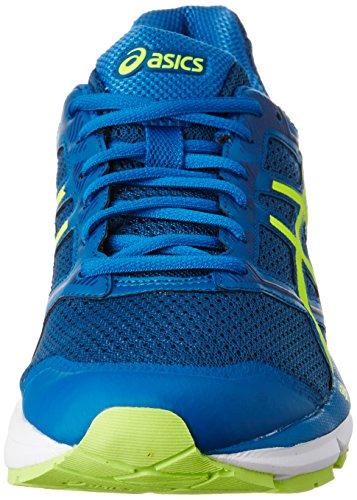 Asics Heren Gel-phoenix 8, Donder Blauw / Veiligheidsgeel / Indigo Blauw Donder Blauw / Veiligheidsgeel / Indigo Blauw