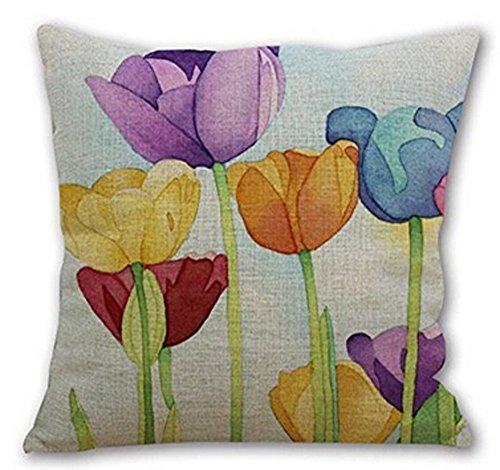 Beautiful Watercolor Personalized Cushion Decorative