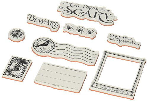 Graphic 45 Cling Stamp, Grim Fairytale 3 -