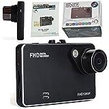 フルHD対応 薄型 ドライブレコーダー Gセンサー搭載 HDMI出力 K6000 より薄くて 高性能 日本マニュアル付属 1年保証