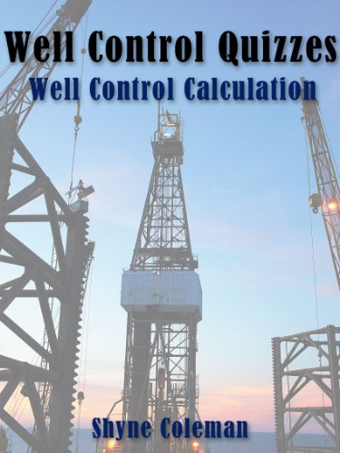 Well control quiz book basic well control calculations shyne well control quiz book basic well control calculations by coleman shyne fandeluxe Gallery