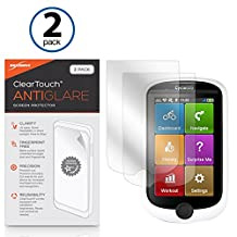 BoxWave Magellan Cyclo 505 ClearTouch Anti-Glare Screen Protector (2-Pack) - Magellan Cyclo 505 Anti-Glare, Anti-Fingerprint Matte Film Skin to Shield Against Scratches