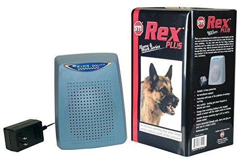 Safety Technology International, Inc. ED-50 Rex Plus Electronic Watchdog, Barking Dog Alarm (Renewed)