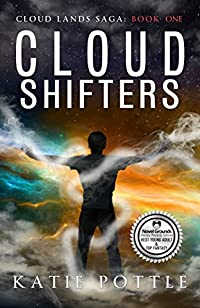 Cloud Shifters by Katie Pottle ebook deal