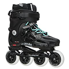 The Twister w collection features Rollerblade iconic molded shells for more power and support. Durable, tough, quick and proven design works in every condition imaginable; workouts, city, path, hockey, park or anywhere you want to roll. New a...