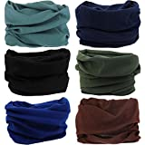 VANCROWN Headwear Wide Headbands Scarf Head Wrap Mask Neck Warmer by