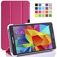 MoKo Smart Shell Cover Case for Samsung Galaxy Tab 4 7.0 Inch Android Tablet by Moko