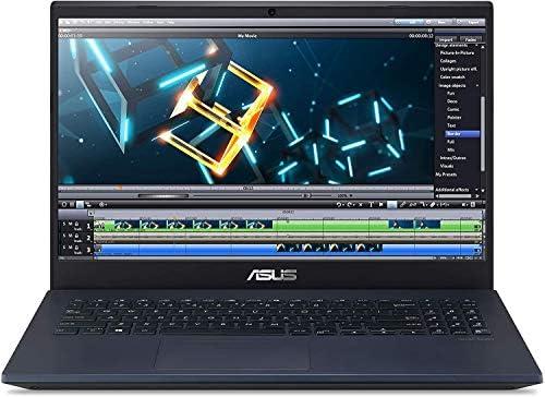 CUK VivoBook K571 by ASUS 15 Inch Gaming Laptop (Intel Core i7, 16GB RAM, 256GB NVMe SSD + 1TB HDD, NVIDIA GeForce GTX 1650 Ti 4GB, 15.6″ FHD, Windows 10 Home) Thin Notebook Computer
