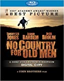 No Country for Old Men (Two-Disc Collector's Edition + Digital Copy) [Blu-ray]