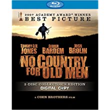 No Country for Old Men (Two-Disc Collector's Edition + Digital Copy) [Blu-ray] (2007)