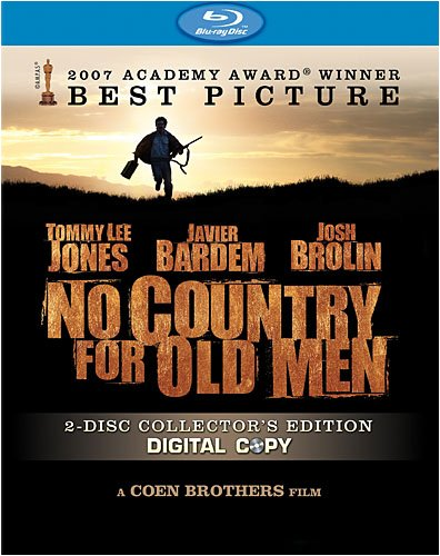 No Country for Old Men (Two-Disc Collector's Edition + Digital Copy) [Blu-ray] by Buena Vista Home Video