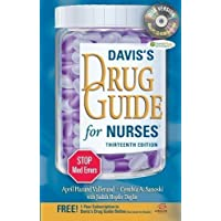 Davis's Drug Guide for Nurses + Resource Kit CD-ROM 13th (thirteenth) Edition by...