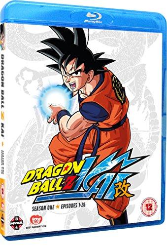 Dragon Ball Z KAI: Season 1 [Region B] [Blu-ray]