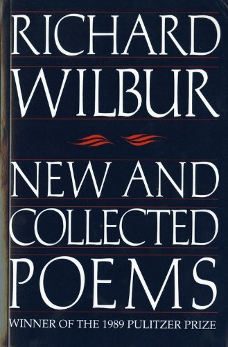 richard wilbur essay Below is an essay on the writer by richard wilbur from anti essays, your source for research papers, essays, and term paper examples ships and sailing have been used as metaphors by many writers over the years.