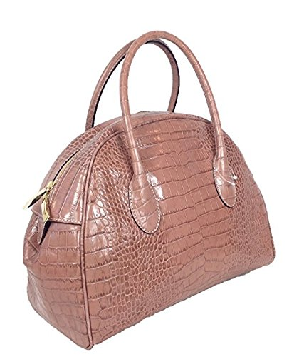 Croco Pearl Kate Spade Rose Satchel Street Luxe Godfry Lorin q80wPgFq