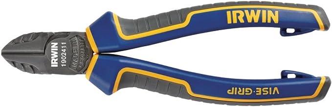 7-Inch 2078307 Diagonal Cutting IRWIN Tools VISE-GRIP Pliers