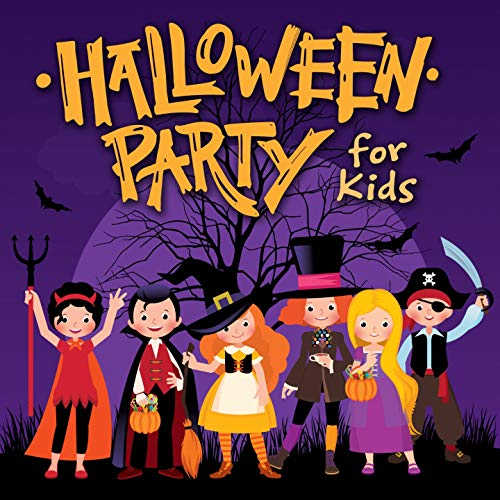 Halloween Party for Kids (feat. Nursery Rhymes, Toddler