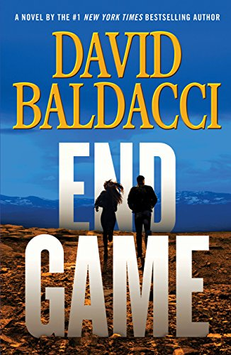 End Game (Will Robie Series) cover