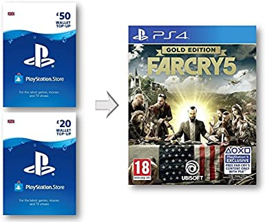 playstation store far cry 5