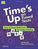 img - for Time's Up on Timed tests book / textbook / text book