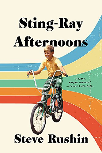 Sting Ray Afternoons  A Memoir