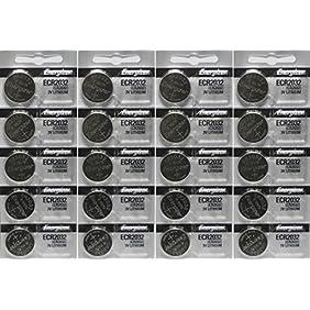 Energizer 2032 IEC - CR2032 3-Volt Lithium Coin Batteries (20 Count)