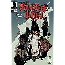 Edgar Allan Poe's The Premature Burial #1 (Edgar Allan Poe's Spirits of the Dead)