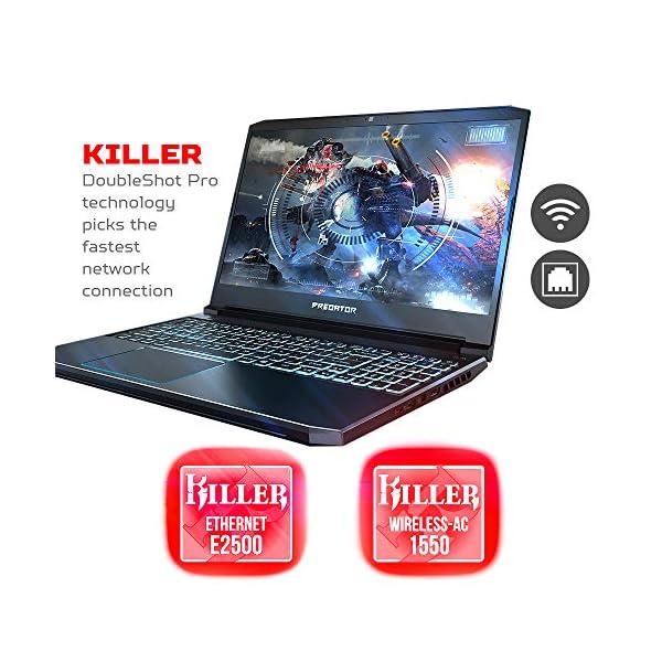 Acer Predator Helios 300 Gaming Laptop PC, 15 6