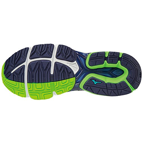 2 Running Hombre BluAciTif Wave para Mizuno Equate Zapatillas de EaWqF