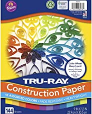 Tru-Ray - P6576 Color Wheel Assortment, 9 x 12 Inches, Assorted Colors, Pack of 144