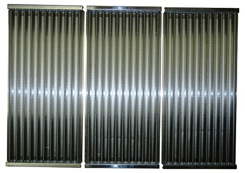 Music City Metals 5S143 Stamped Stainless Steel Cooking Grid for Select Charbroil Brand Gas Grills Griddles by Music City Metals