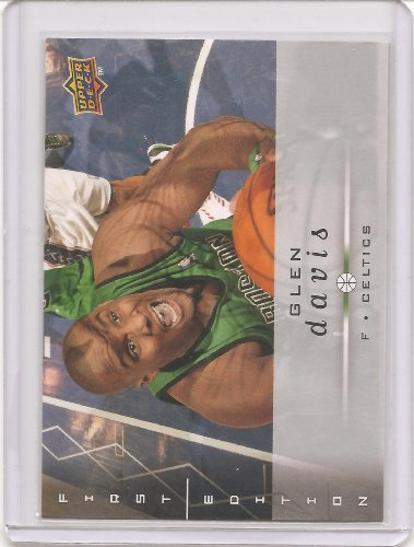 2008-09 Upper Deck First Edition Basketball Card # 8 - Glen Davis