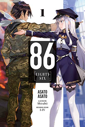 86--EIGHTY-SIX, Vol. 1 (light novel) (86--EIGHTY-SIX (light - Novel Light English