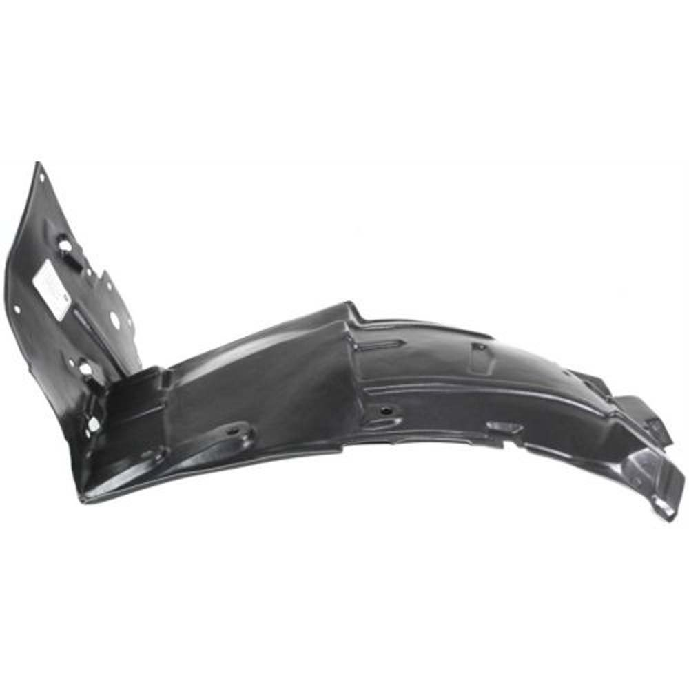 OE Replacement Infiniti G35 Front Driver Side Fender Splash Shield (Partslink Number IN1250106) Unknown