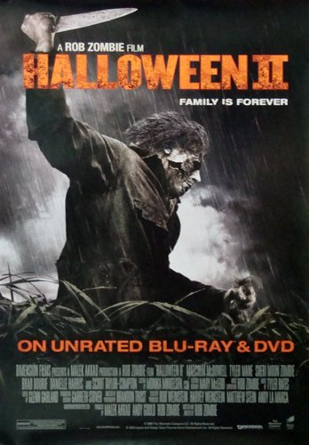 Halloween II Movie Poster 27