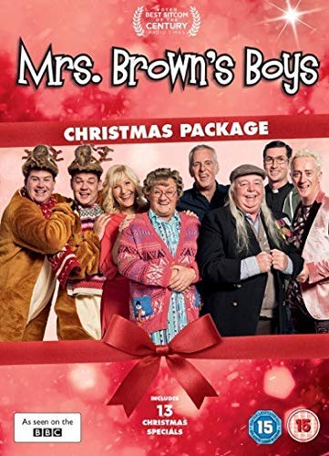 (Mrs Brown's Boys Christmas Package (Christmas Specials Boxset) [UK import, region 2 PAL)