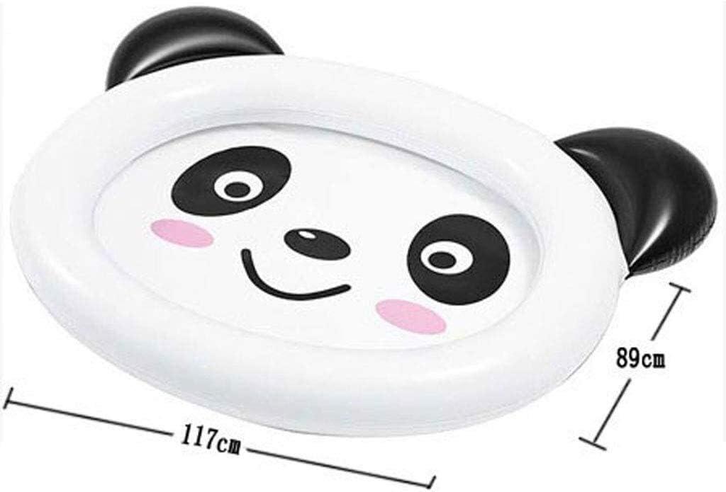 Geng Piscinas hinchables Piscina, Piscina para Niños, Summer Inflable Panda Baby Paddock 14cm Piscina Familiar, Bañera Plegable Duradera para Adultos