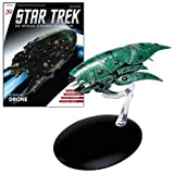 STAR TREK STARSHIPS FIGURINE COLLECTION MAGAZINE SPECIAL #39 ROMULAN DRONE