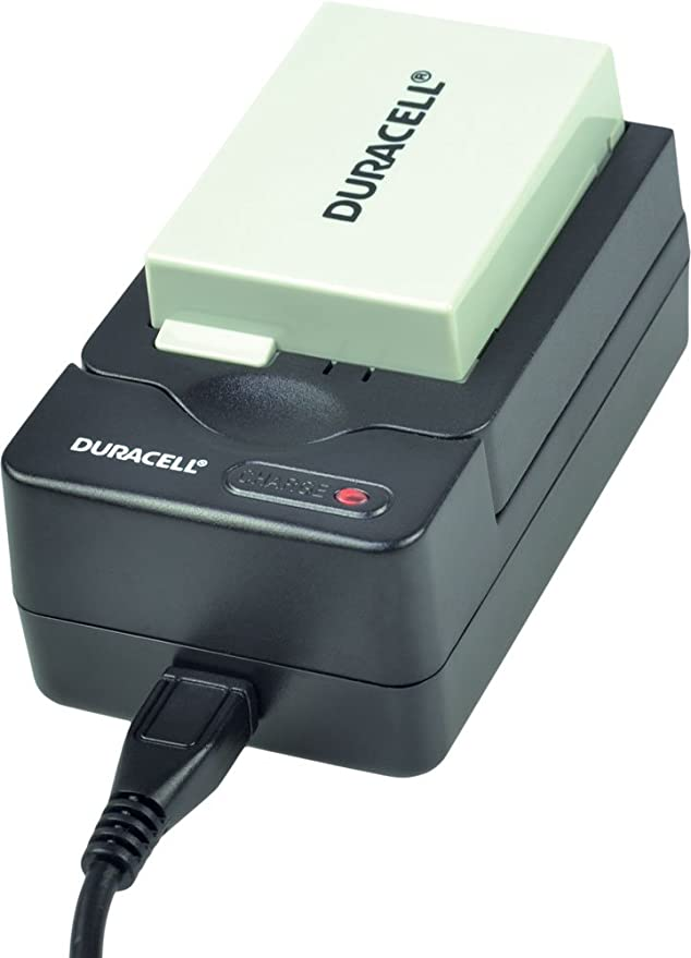 Duracell Dr9945 Charger With Usb Cable For Canon Camera Photo