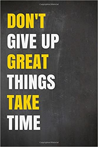 Image result for great things take time